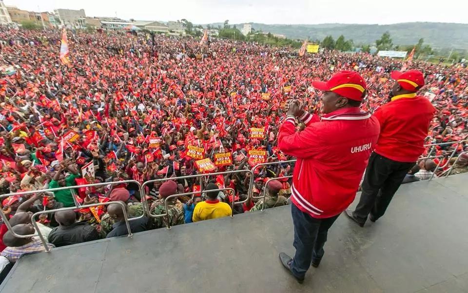 Uhuru finally speaks on killed IEBC manager