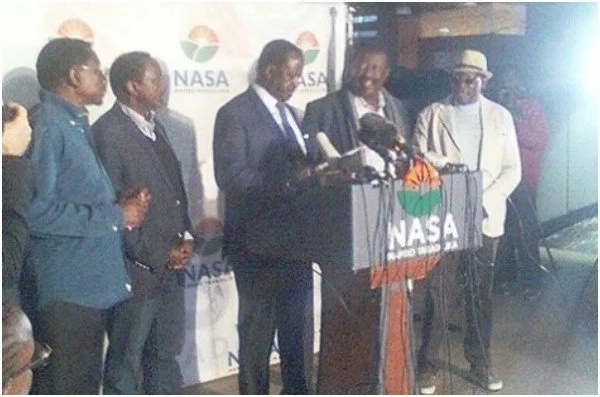 We will not take to the streets because you said so -KOT tell Raila and Kalonzo