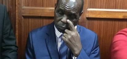 Aksofu Gilbert Deya alazwa hospitali ya Kenyatta