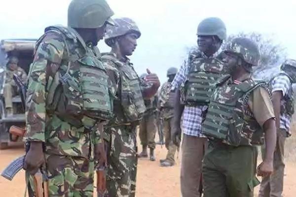 Heavy gunfire in Mandera as police battle terrorists