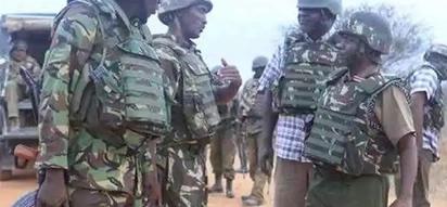 Heavy gunfire in Mandera as police battle terrorists