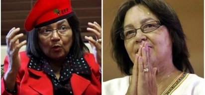 Tweeps give their opinion on De Lille's ousting: 'She should join the EFF'