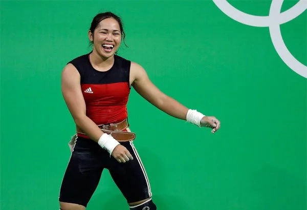 Hidlyn Diaz's Olympic win trends on Twitter