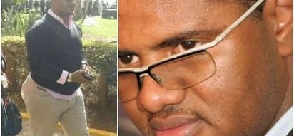 Sinking NASA are now focused on my behind instead of issues - Hassan Omar