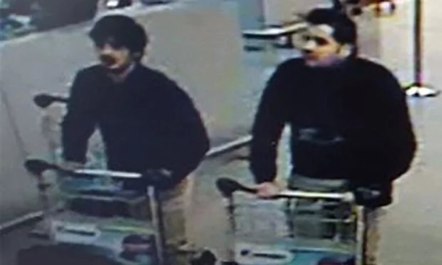 Khalid and Ibrahim el-Bakraoui named as Brussels attackers