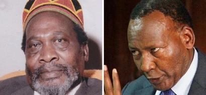 Sababu ya Jomo Kenyatta kumtaka Nkaissery kufika kwake
