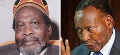 Why an angry Jomo Kenyatta once summoned Nkaissery