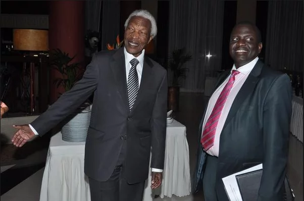 leaders mourn kiplagat