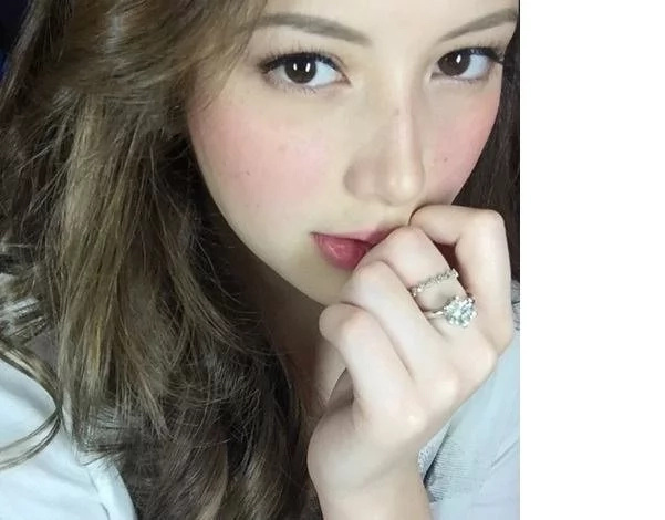Ellen Adarna's amazing before and after photos following alleged cosmetic enhancement