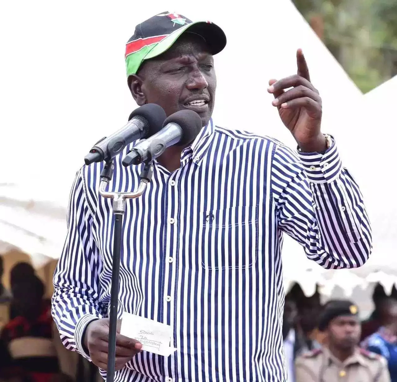 William Ruto's shoot to kill order defied by the Pokot community, they offer 'better' solution
