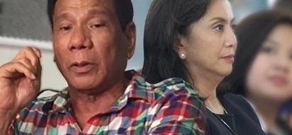 Panelo says Robredo's 'appalling' remarks on Duterte was a misunderstanding