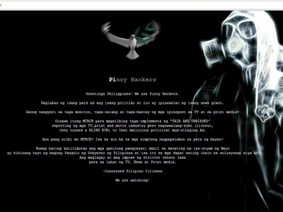 Hackers deface MTRCB website over anti-Duterte ad