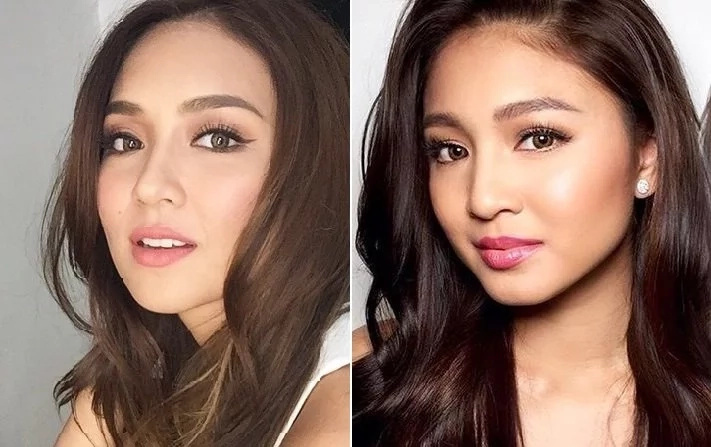 Americans choose between Kathryn Bernardo and Nadine Lustre