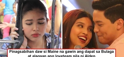 Magpakapropesyonal ka daw! Maine Mendoza allegedly reproached by GMA execs, told how she must act on Bulaga and for AlDub loveteam
