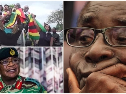 Can't quit, won't quit! Showdown looms as Mugabe rejects calls for him to step down