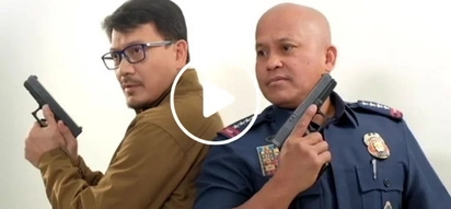 The Rock ng Pinas! PNP Chief Bato Dela Rosa's first foray into acting will get you pumped for some action