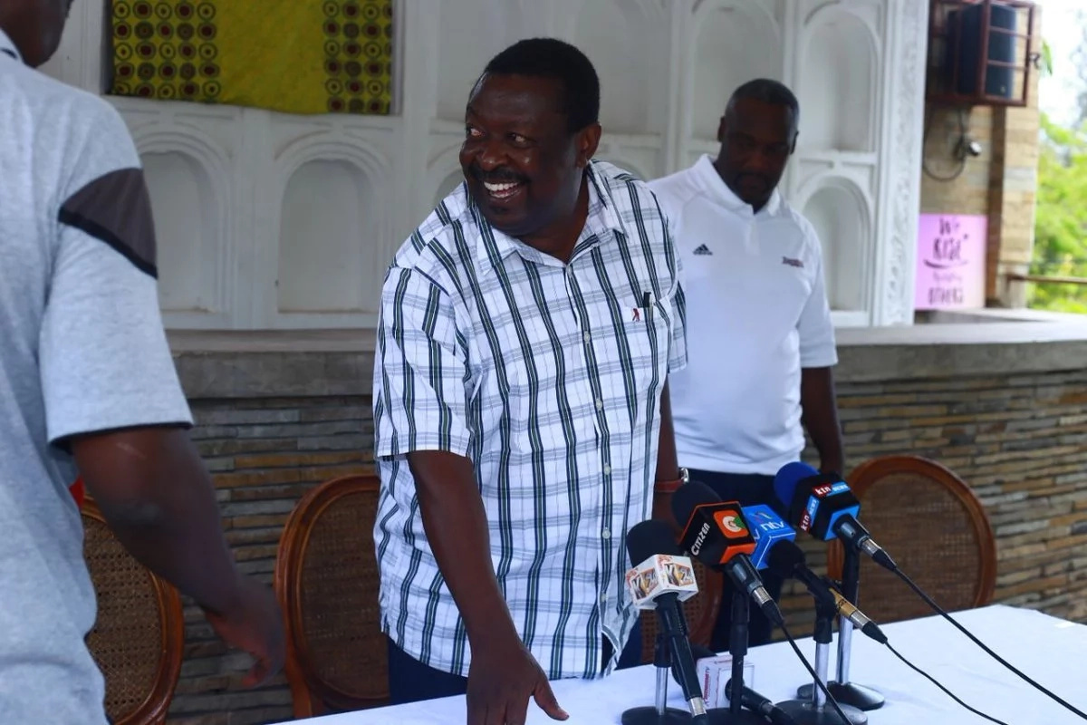 Raila - Uhuru selfish deal was meant to please Trump ...