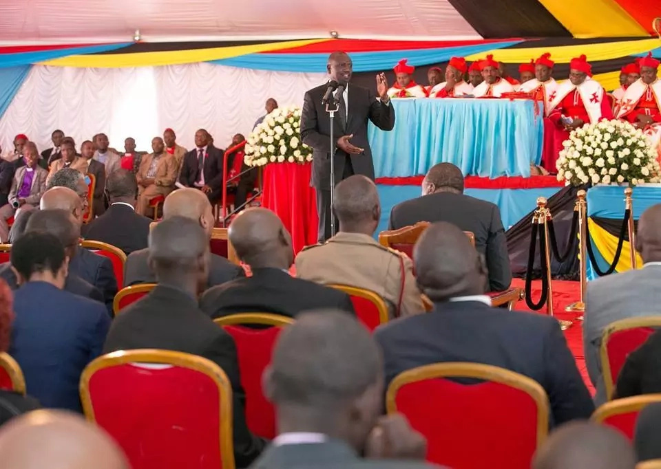 DP Ruto rules out possibility of sharing cabinet positions with NASA