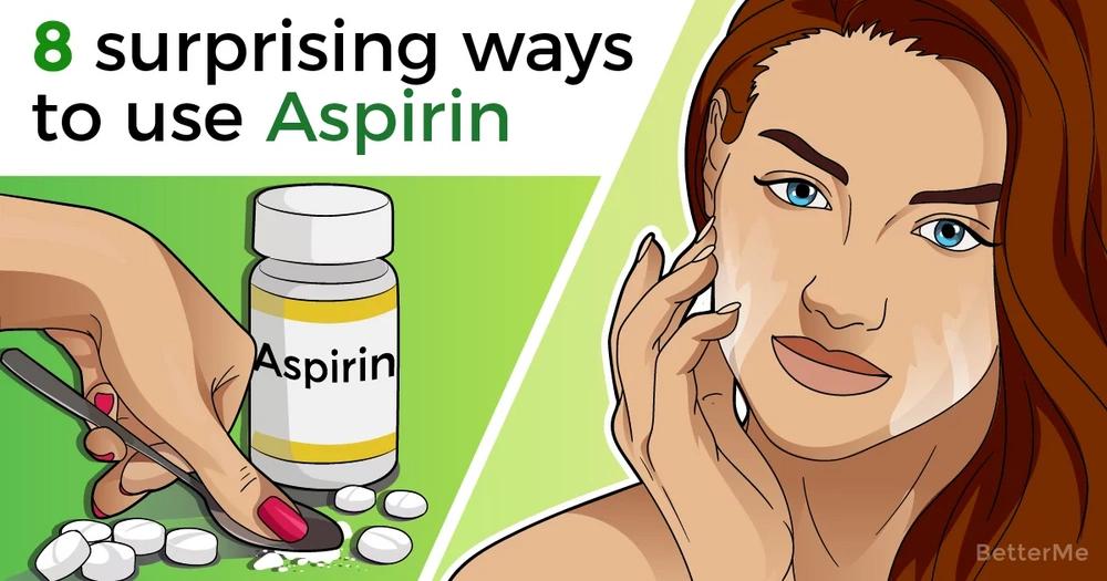 8 surprising ways you can use aspirin