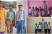 World's tallest 8-year-old boy measures 1.98m tall - twice the height of his age mates
