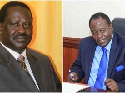Raila remembers working with Governor Gachagua who died on Friday