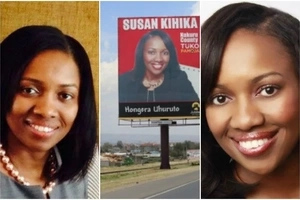 Jubilee's hottest contestant gets shock of her life months to the General Election
