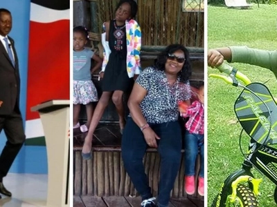 Meet Raila Odinga's grandchildren who have grown in front of our eyes