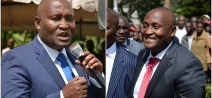 Eye-witness recounts what transpired moments before the accident that killed Nyeri Governor