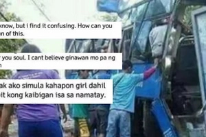 Netizens express disgust over people creating memes after recent bus tragedy