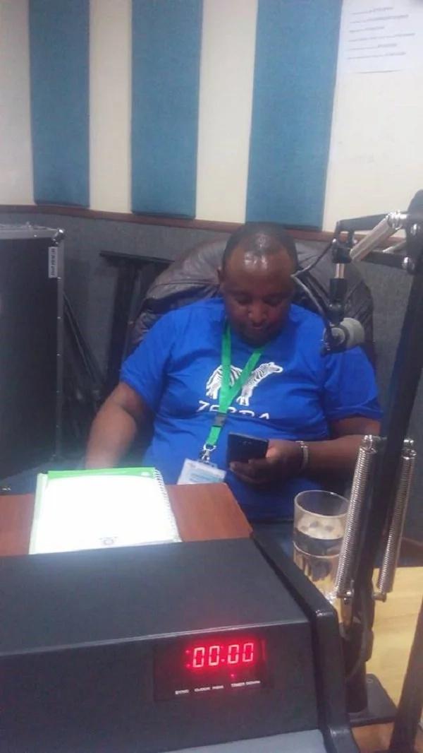 Gladys Kamande na Ndung'u Nyoro watatua mzozo wao hewani katika mahojiano