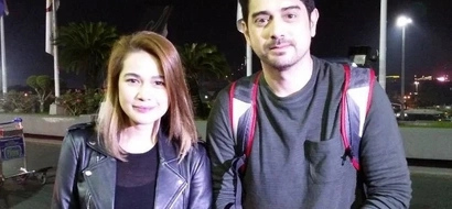 Okay lang kaya si Gerald? Bea and Ian left for Germany for sexy new TV series