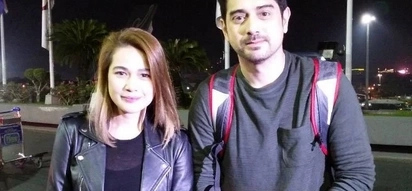 Okay lang kaya si Gerald? Bea and Ian left for Germany for sexy new TV series