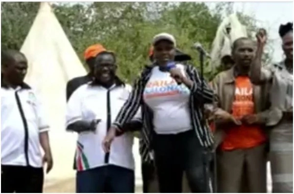 Meru is NASA and Jubilee is the devil! – Meru Woman sensationally claims (VIDEO)