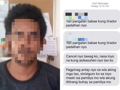 Netizen shares latest modus of extortionists who called him asking for money, or else he will be killed.