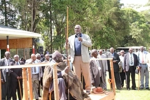 Elders BLOW WHISTLE on Governor's Ksh 2M endorsement BRIBE