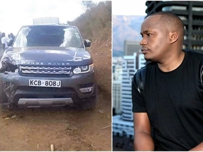 Musician Jaguar in deep trouble as investigations into killer accident take TOP GEAR