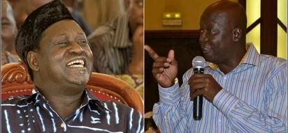 Raila amjibu Midiwo kwa kudai kusambaratisha ODM baada ya kupoteza kwenye mchujo