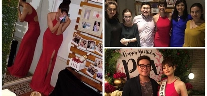 Bongga! Pia Wurtzbach astonished with surprise birthday parties