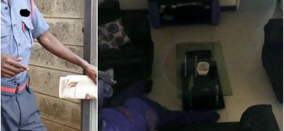 Nairobi watchman caught having HOT sex with boss' wife (photos)