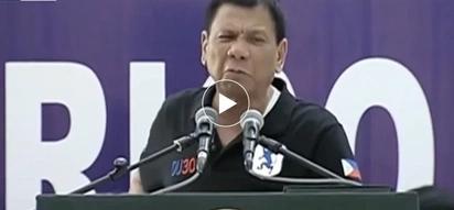 Nagbiro na naman siya! Witty Duterte says there are no beautiful women in devastated Isabela