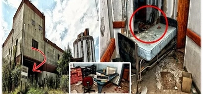 This hospital closed 10 years ago & no interested buyers were ever found. Recently a family went into the hospital & noticed some mysterious activity!