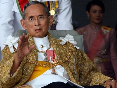 Thailand's semi-divine King Bhumibol dies after 70 years on the throne