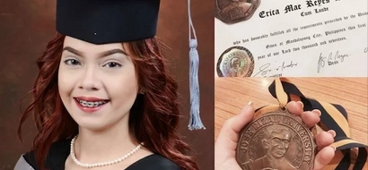 This story of a Pinay who graduated with honors will inspire you to succeed in life