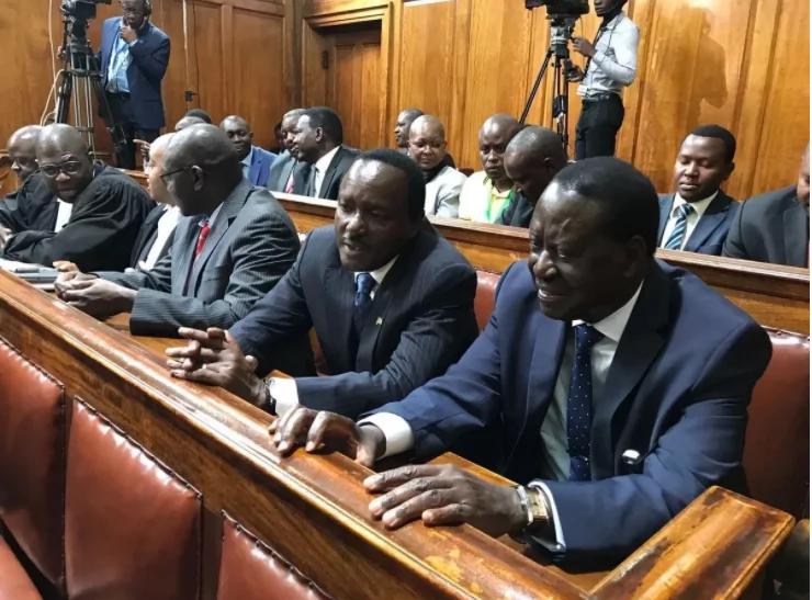 Raila aipongeza mahakama ya upeo huku akilitoa agizo kali kwa IEBC