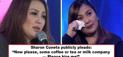 Wala na bang delicadeza si Mega? Sharon Cuneta takes to IG to beg companies for a possible product endorsement and netizens find her act pathetic