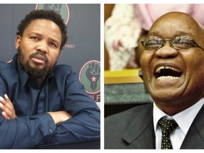 Mngxitama apologises asks for forgiveness from Zuma for asking him to pay back the money