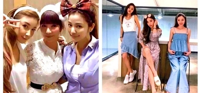 Netizens are going crazy over this 63-year-old Asian mother! Her 41, 40 & 36-year-old stunning daughters also look so young!
