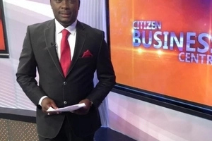 Citizen News anchor Mike Njenga opens up about how a pastor despised him till he cried