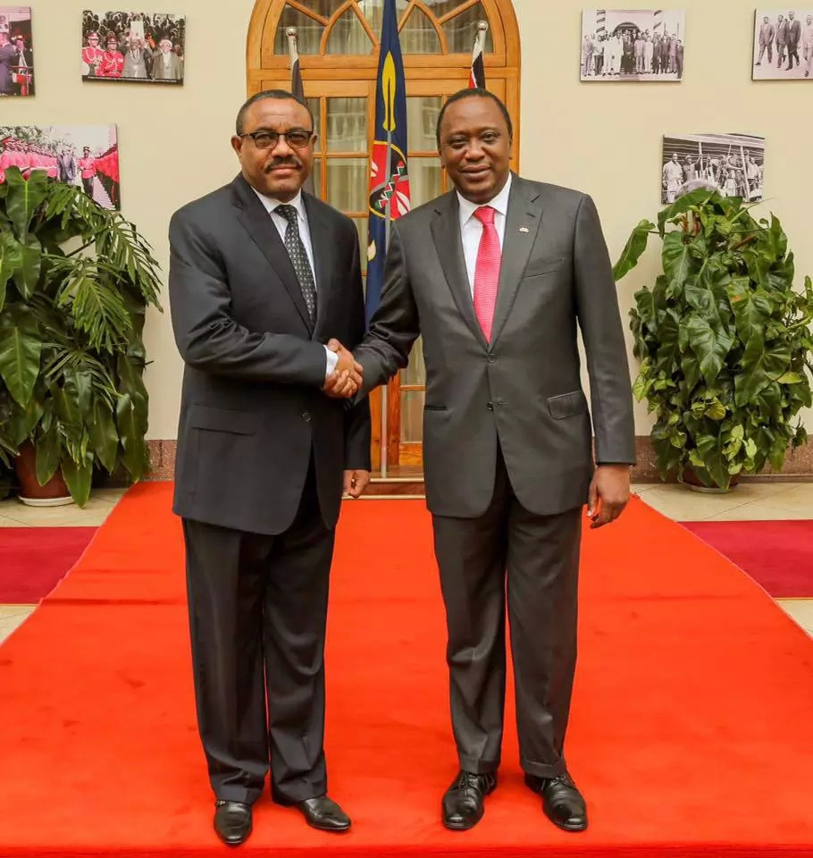 Kenya, Ethiopia sign oil, trade and investment deals