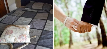A venomous snake bites this man. He keeps 'till death do us part' promise by doing an incredible thing to wife.